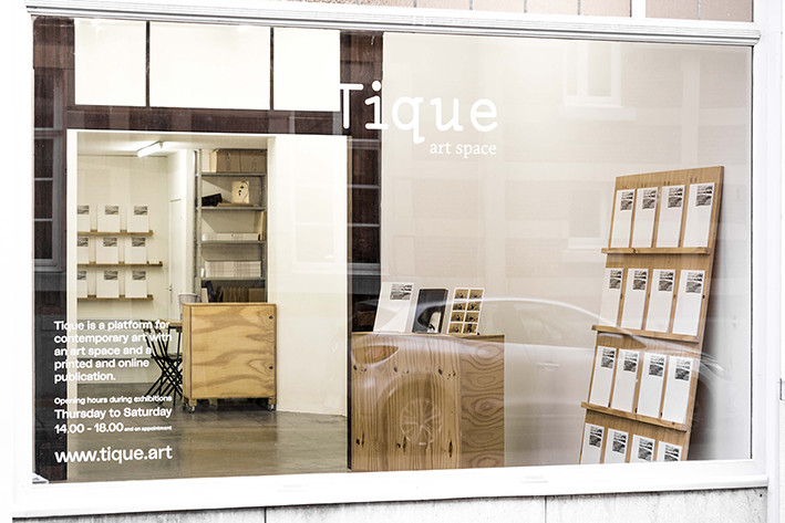 Tique Art Space, Antwerp, BE
